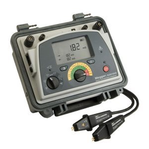 Megger Digital Low Resistance Ducter